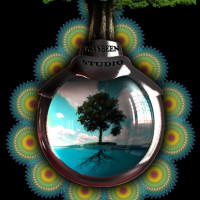 Bottle of tree
