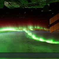 Earth   Time Lapse View from Space, Fly Over   NASA, ISS