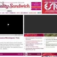 Reality Sandwich | Evolving consciousness, bite by bite.